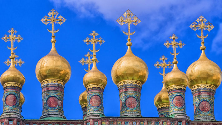 Kreml. Moskau.