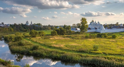 Moskau - Goldener Ring Reise