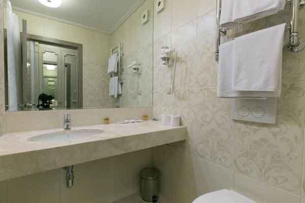Hotel-Arbat-House Moskau