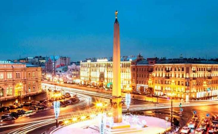 Best Western-Hotel St. Petersburg Reise
