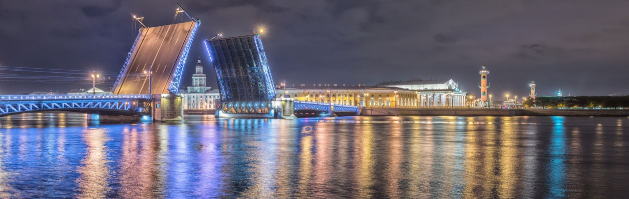 St. Petersburg Reisen.