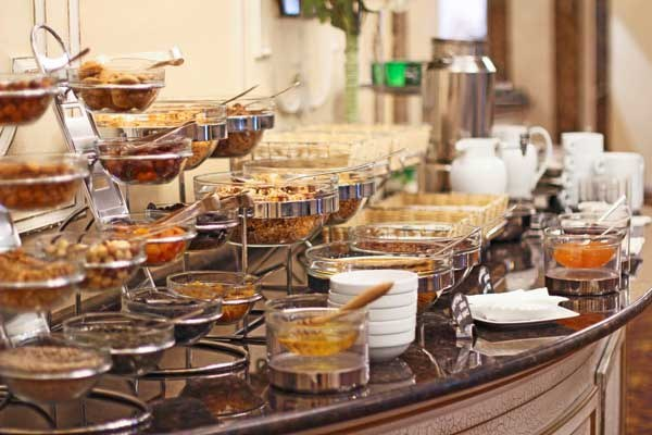 Hotel Golden Ring Buffet