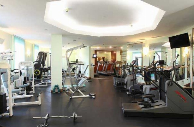 Hotel Golden Ring Fitnessraum
