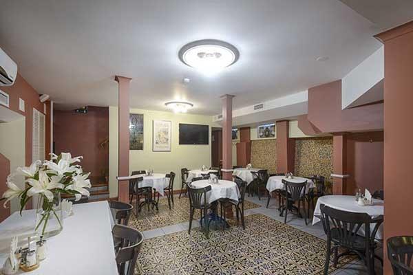 Fruehstuecksraum Hotel Vera