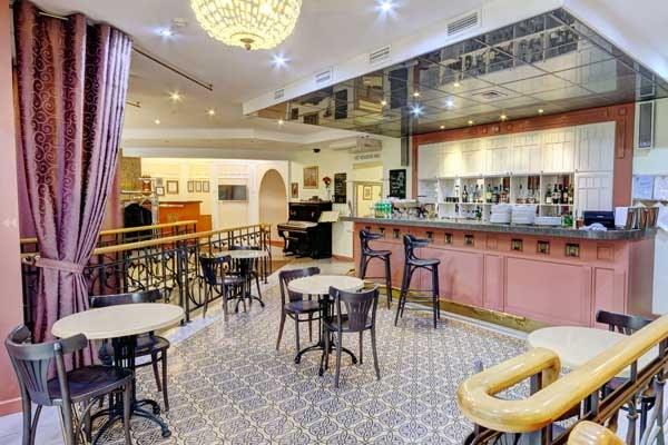 Bar in Hotel Vera