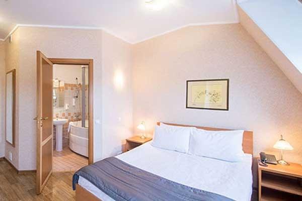 Standard Doppelzimmer Hotel Vera