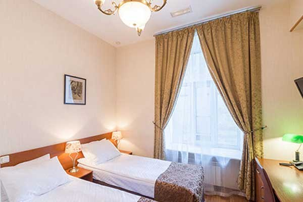 Standard Twin Hotel Vera