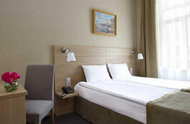 St. Petersburg Reise. Hotel Nevsky Grand.
